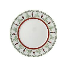 Grenadiers Salad Plate Accent Red Stripe collection with 1 products