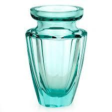 "Ivy House Exclusives   Moser Eternity Vase 4 1/2"" $240.00"