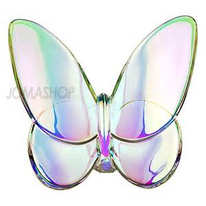 $175.00 Butterfly Iridescent