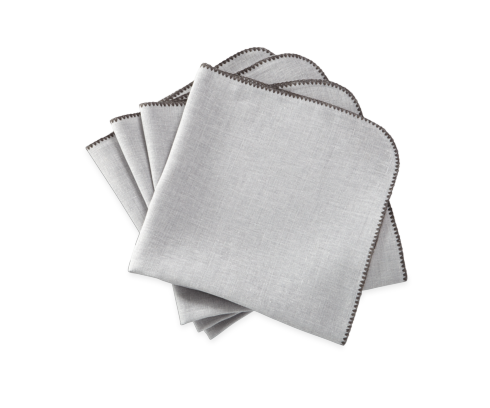 Calypso Napkin Silver Set/4 collection with 1 products