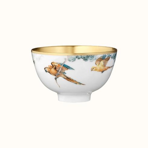 $470.00 Carnets d\'Equateur Small Bowl Bird Theme