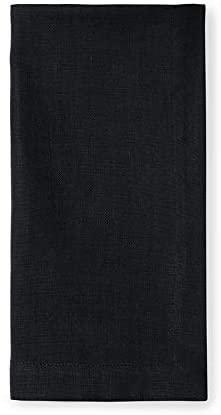 SFERRA   Cartlin Black Napkins - Set of 4 $32.00