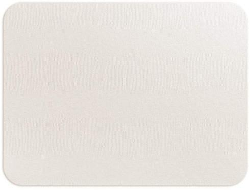 Caspari   Ivory Snakeskin Rectangular Placemat $12.50