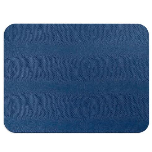 Caspari   Navy Lizard  Rectangular Placemat $12.50