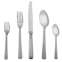 $222.00 Osiris 5 Piece Place Setting Stainless