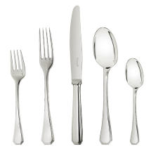 $504.00 America 5 Piece Place Setting Silver Plate