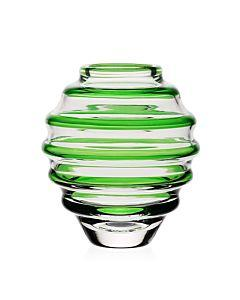 William Yeoward   Circle Mini Green Vase $95.00