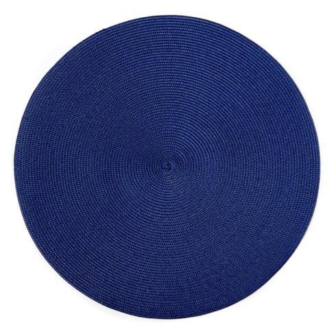 Deborah Rhodes   Oxford Blue Square Placemat $23.00