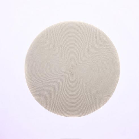 $19.00 Natural Linen Braid Placemat