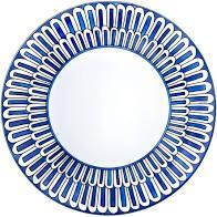 Hermés   Bleus d\'Ailleurs Dessert Plate $130.00