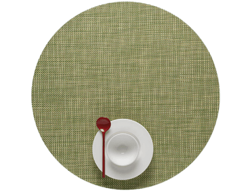 Mini Basketweave Placemat - Dill collection with 1 products