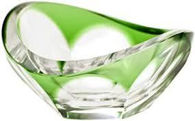 Ivy House Exclusives   Moser Maly Bowl - Green $180.00