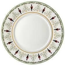 Bernardaud   Grenadiers Dinner Plate $80.00