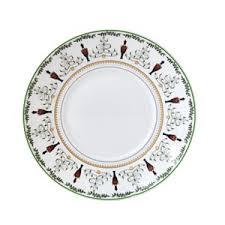 Bernardaud   Grenadiers Salad Plate $60.00