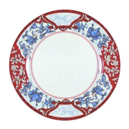 Ivy House Exclusives   Haviland Imari Rouge Dinner Plate $124.00