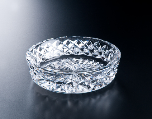 Heritage Irish Crystal   Wine Coaster $145.00