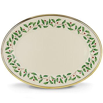 """$220.00 Holiday Platter 16"""""""