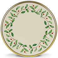 Lenox   Holiday Bread & Butter Plate $17.00