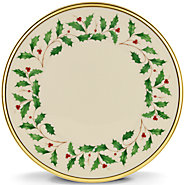 Lenox   Holiday Salad Plate $22.00