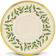 Lenox   Holiday Tea Saucer $15.00