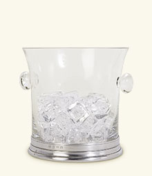Crystal Ice Bucket With Handles collection with 1 products
