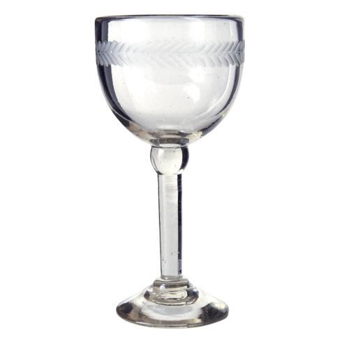 Jan Barboglio   Vino Blanco Goblet Clear $95.00