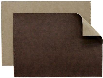 $60.00 Gallery Mat Chocolate/Truffle Set/4