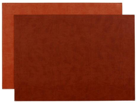 Karen Lee Ballard   Gallery Mat Brick/Rust Set of 4 $60.00