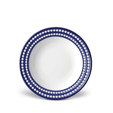 Perlee Blue Soup Plate collection with 1 products