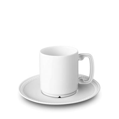 $44.00 Soie Tressée Espresso Cup & Saucer