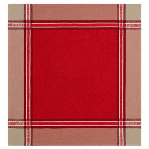 $90.00 Bouquet Enchante Red - Set of 4 Napkins