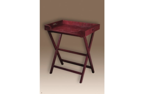 $660.00 Leather Bar Stand - Stand Only