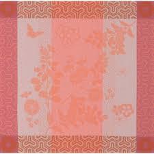 "$229.00 Asia Mood Tea Pink 59"" x 86"" Tablecloth"