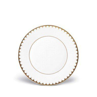 Aegean Filet Gold Dessert Plate collection with 1 products