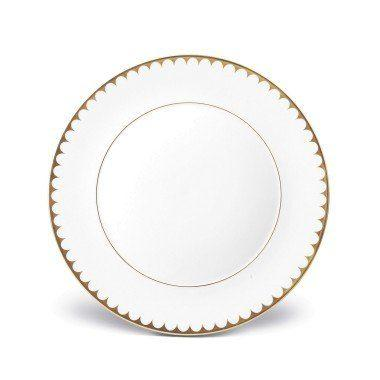 Aegean Filet Gold Dinner Plate collection with 1 products