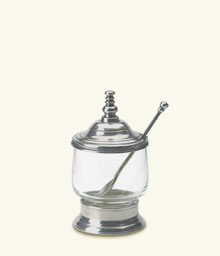 Condiment Jar w/Spoon collection with 1 products