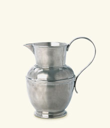 Match   Water Pitcher-Pewter $420.00