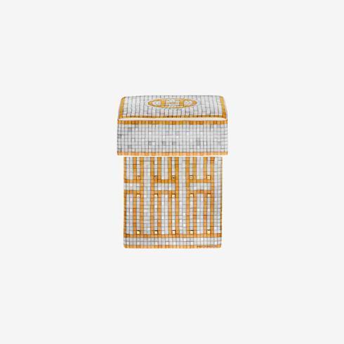 Hermés   Mosaique au 24 Gold Covered Box $250.00