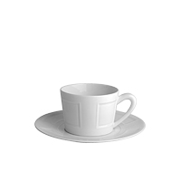 Naxos Tea Saucer Only collection with 1 products