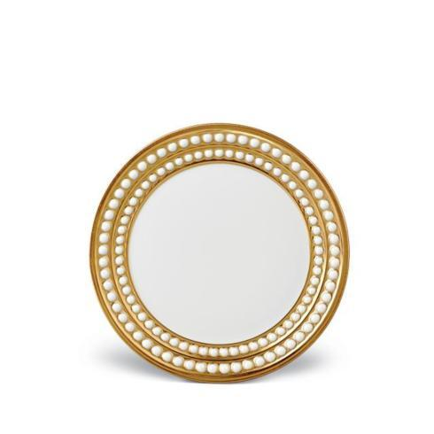 $200.00 Perlee Gold Bread & Butter Plate