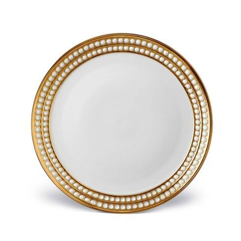 $290.00 Perlee Gold Dinner Plate