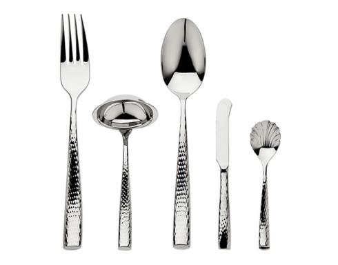 $130.00 Anvil 5 Piece Hostess Set