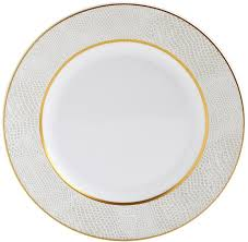 Sauvage White Dinner Plate collection with 1 products