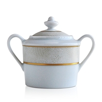 Sauvage White Covered Sugar Bowl collection with 1 products