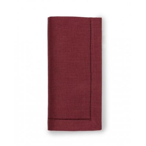 $57.00 Festival Set Of 4 Napkins - Merlot