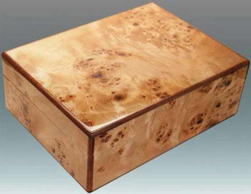 Birdseye Maple Box  collection with 1 products