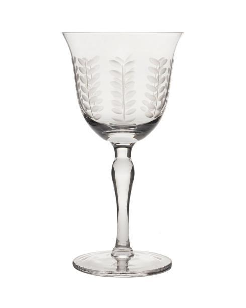 Jan Barboglio   Veronica Vino Goblet $75.00