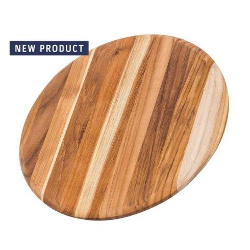$25.00 Large Round Cutting and Serving Board