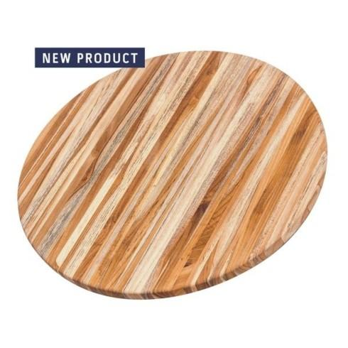 $40.00 Large Round Cutting and Serving Board