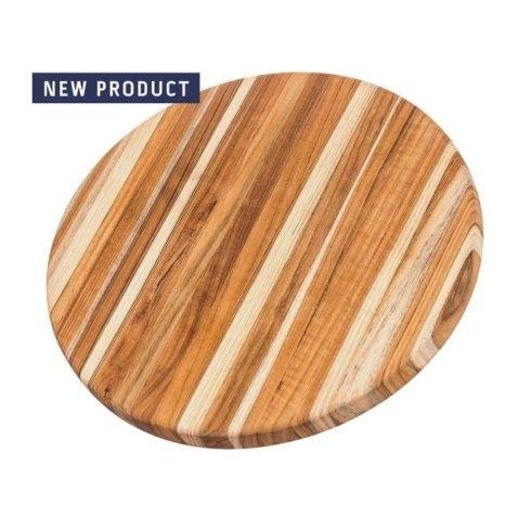 $25.00 Small Round Cutting and Serving Board